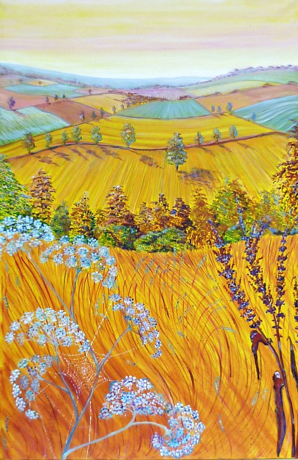 Fields of Gold by Heatherbell Barlow