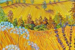 Fields of Gold by Heatherbell Barlow