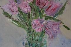 Flowers by Virginia Holmes