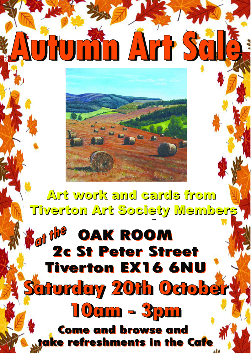 TAS - Autumn Art Sale