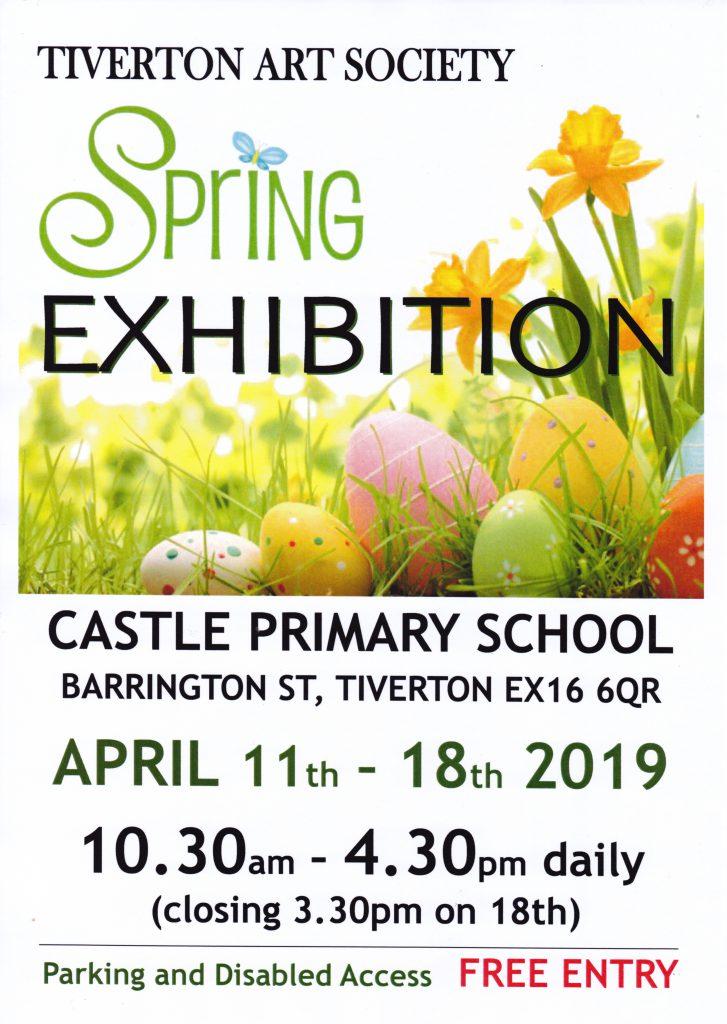TAS Spring Exhibition 2019