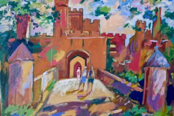 Powderham Castle Art Month